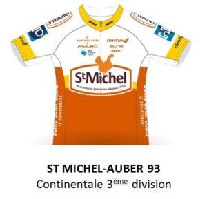 St Michel Auber 93